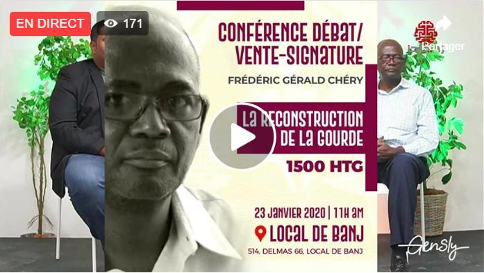 La reconstruction de la Gourde haïtienne By: Frédéric Gérald